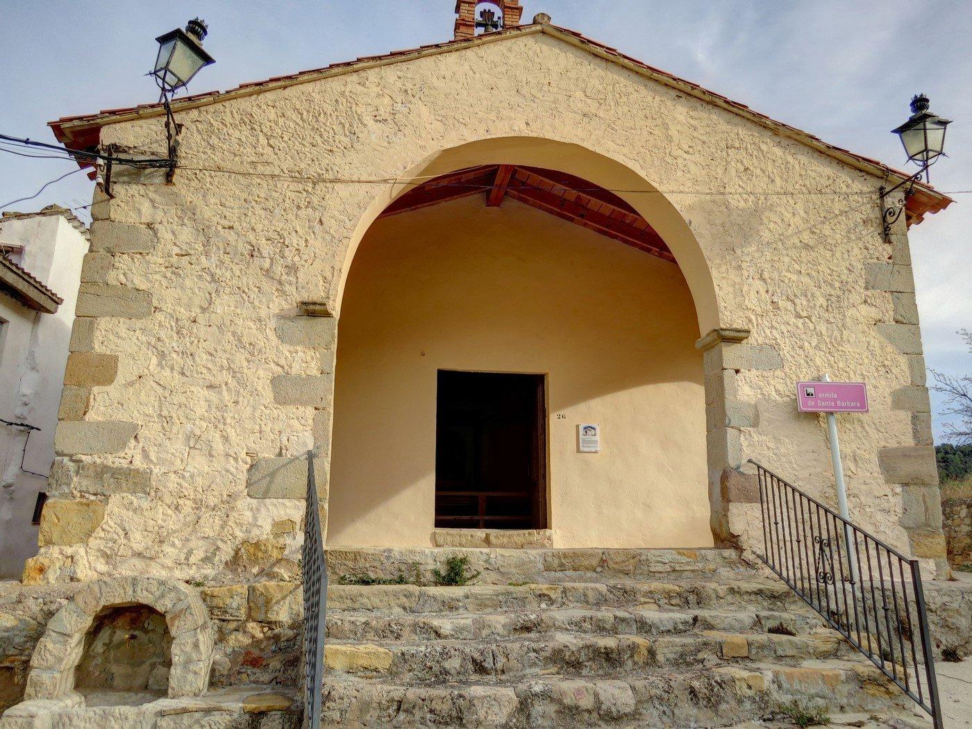 Ermita Santa Bárbara