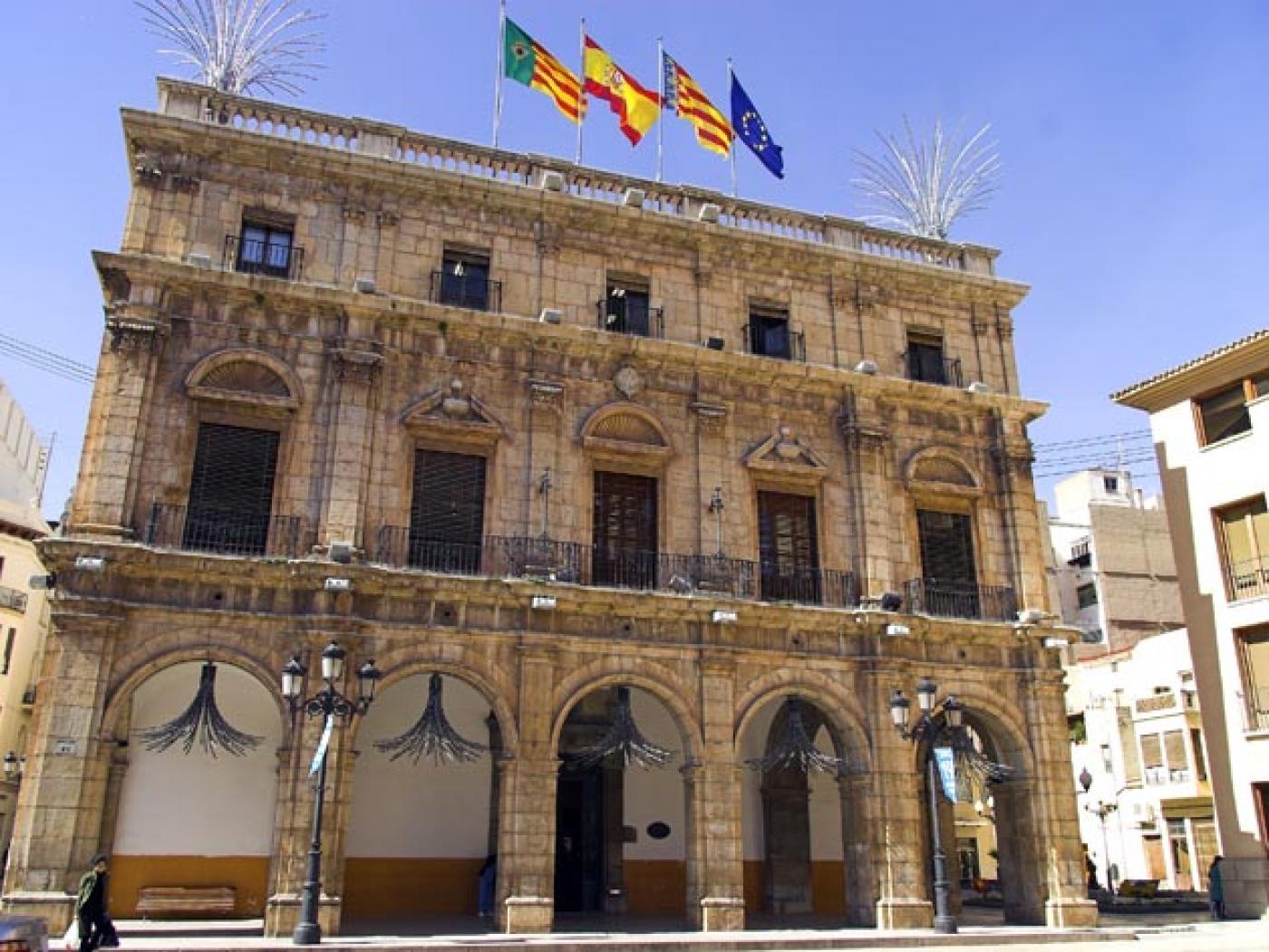 Ayuntamiento castell n de la plana - Muebles en castellon dela plana ...