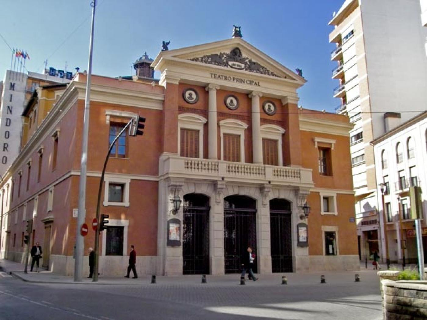 Teatro principal castell n de la plana - Muebles en castellon dela plana ...
