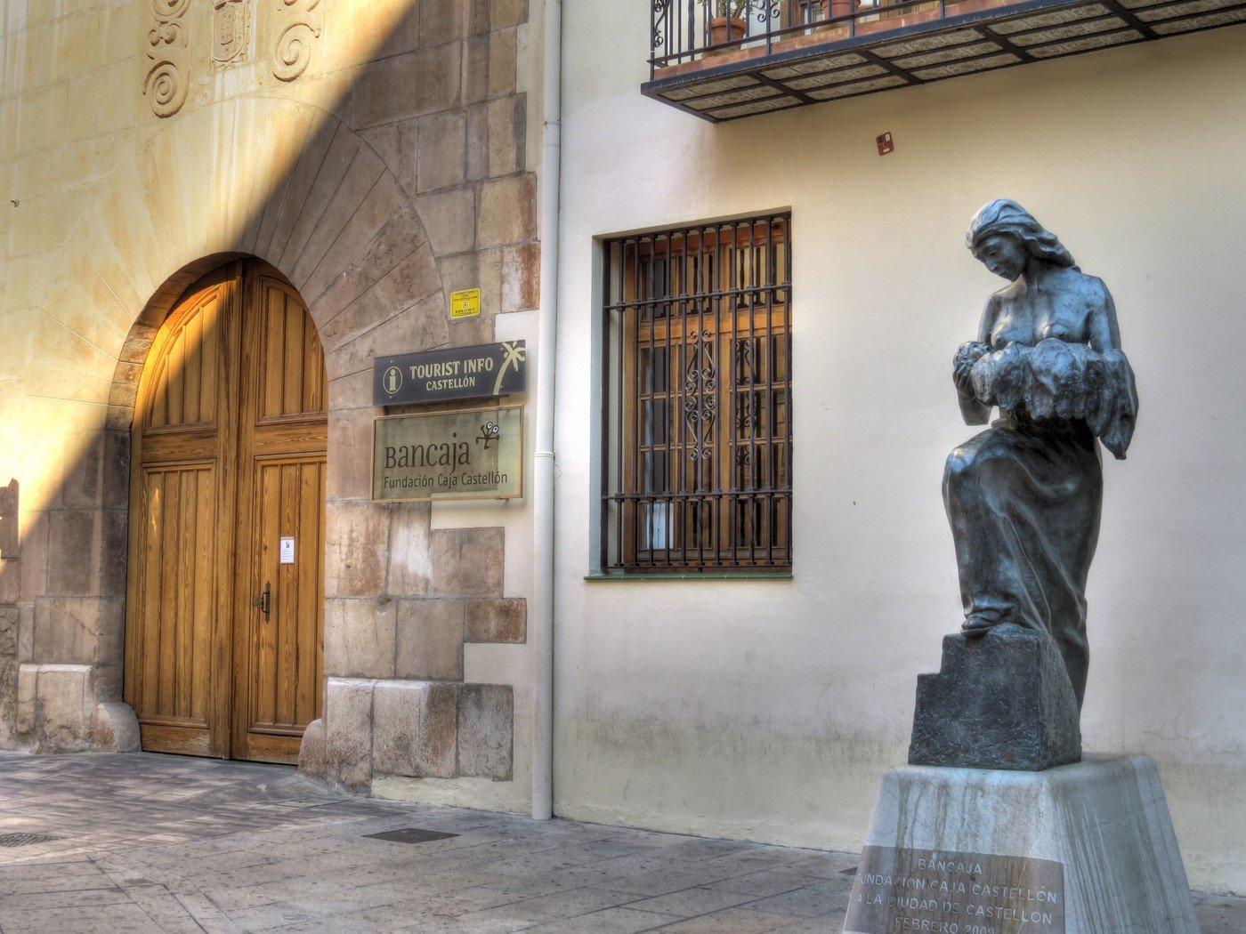 Oficina de turismo castell n de la plana for Oficina turismo castellon