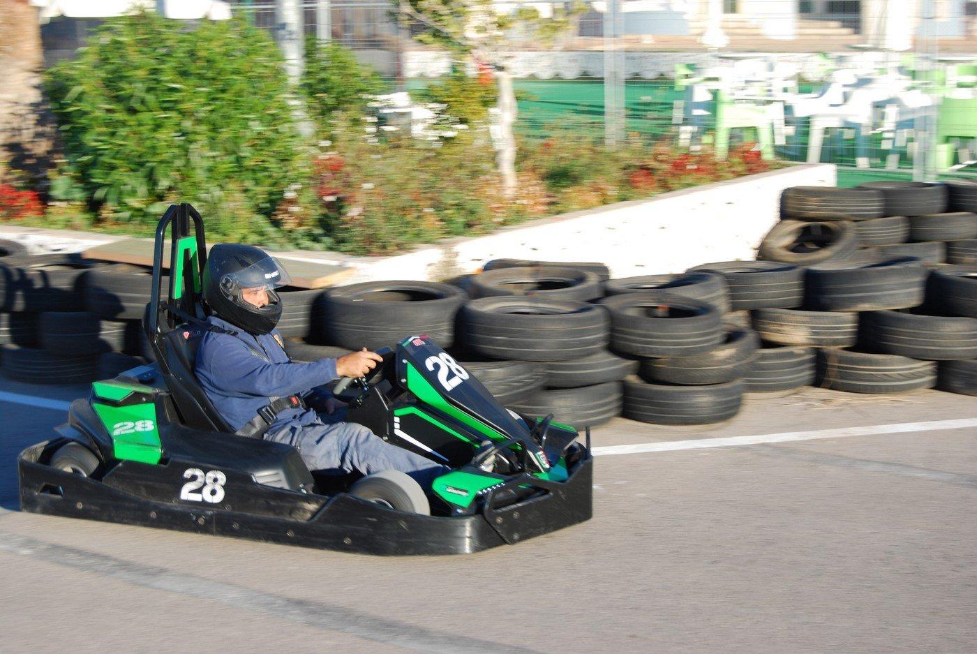 Circuito Wipeout Marina D Or : Circuito de karts marina dor