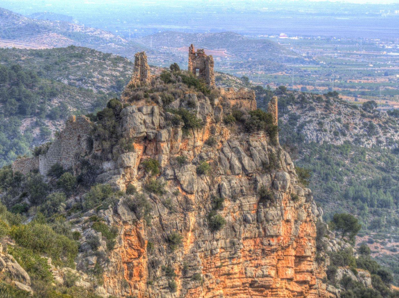 Desierto de las Palmas - Cabanes