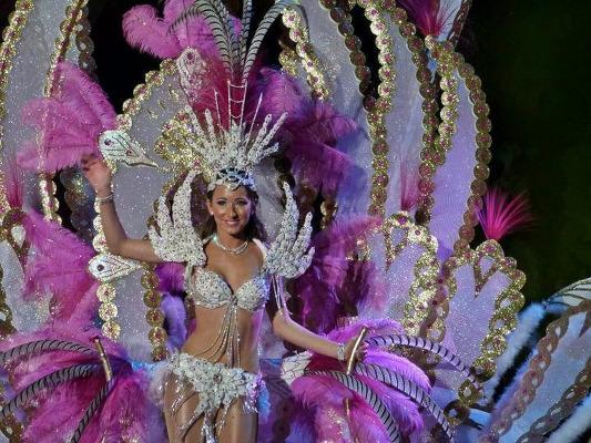 Reina Carnaval Vinaroz 2016