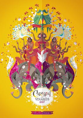 Cartel Carnaval Vinaroz 2017