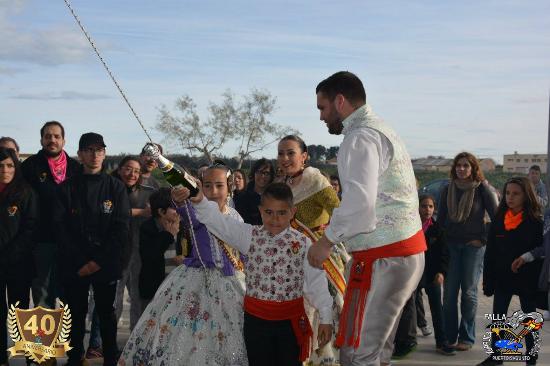 Bautizo Falla Xurruca 2017
