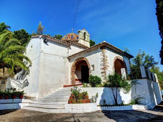 Ermita Cristo del Calvario Eslida