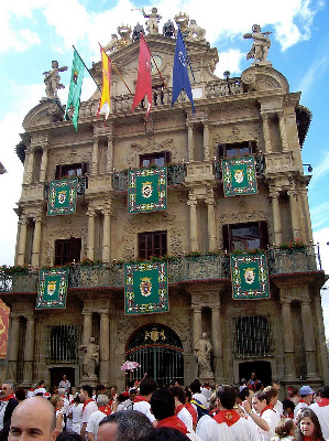 Pamplona San Fermines