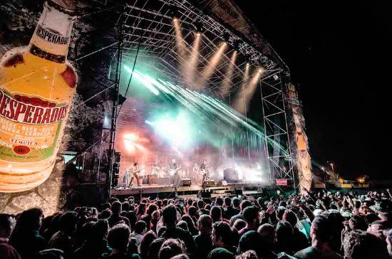 Escenario Negrita San San Festival 2017