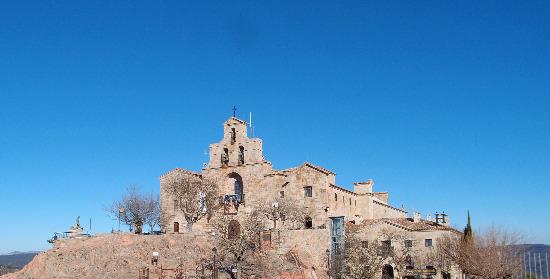 Real Santuario Basílica Nuestra señora de la Cabeza, Jaén