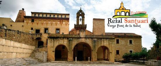 Real Santuario La Font de la Salut, Traiguera