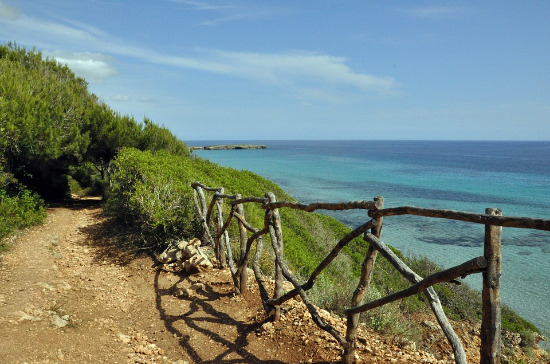Ruta cami de cavalls - Menorca