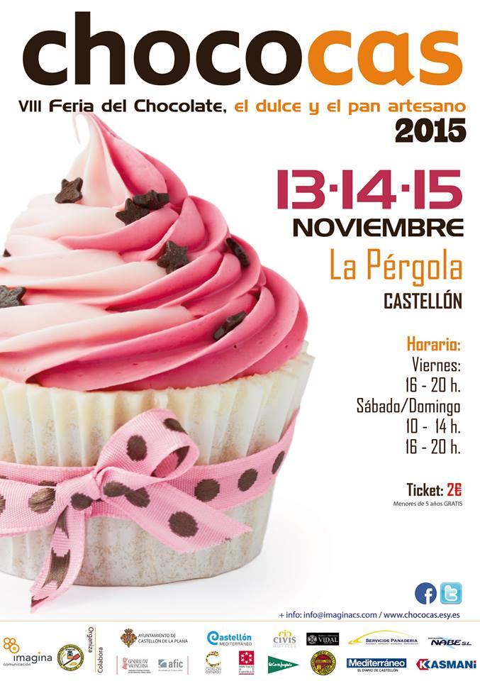 VIII CHOCOCAS - Feria del chocolate de Castellon