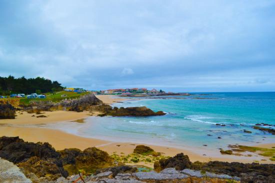 Playa San Vicente de la barquera