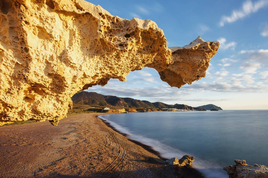 Playa Los Escullos