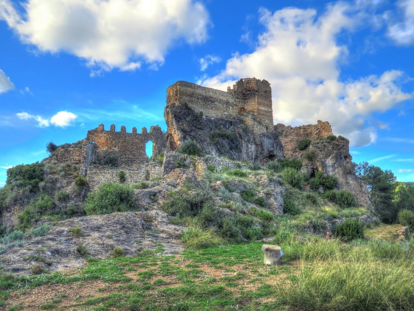castillo de Mauz - sueras