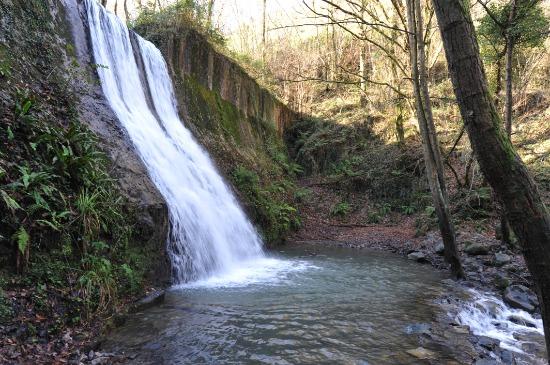 Cascada de Bolintxu