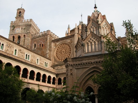 Monasterio de Santa María Real de Guadalupe