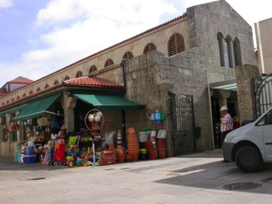 Mercado de Abastos Santiago