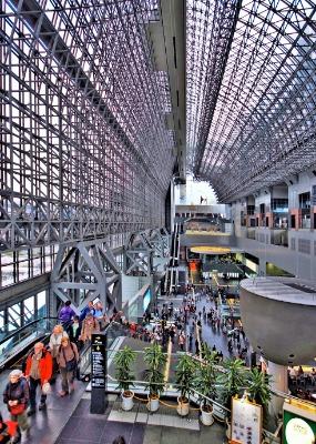 Estación de Kioto