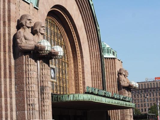 Estación de Helsinki