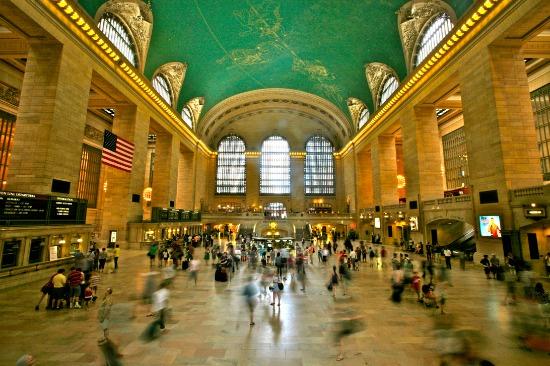 Estación de Nueva York