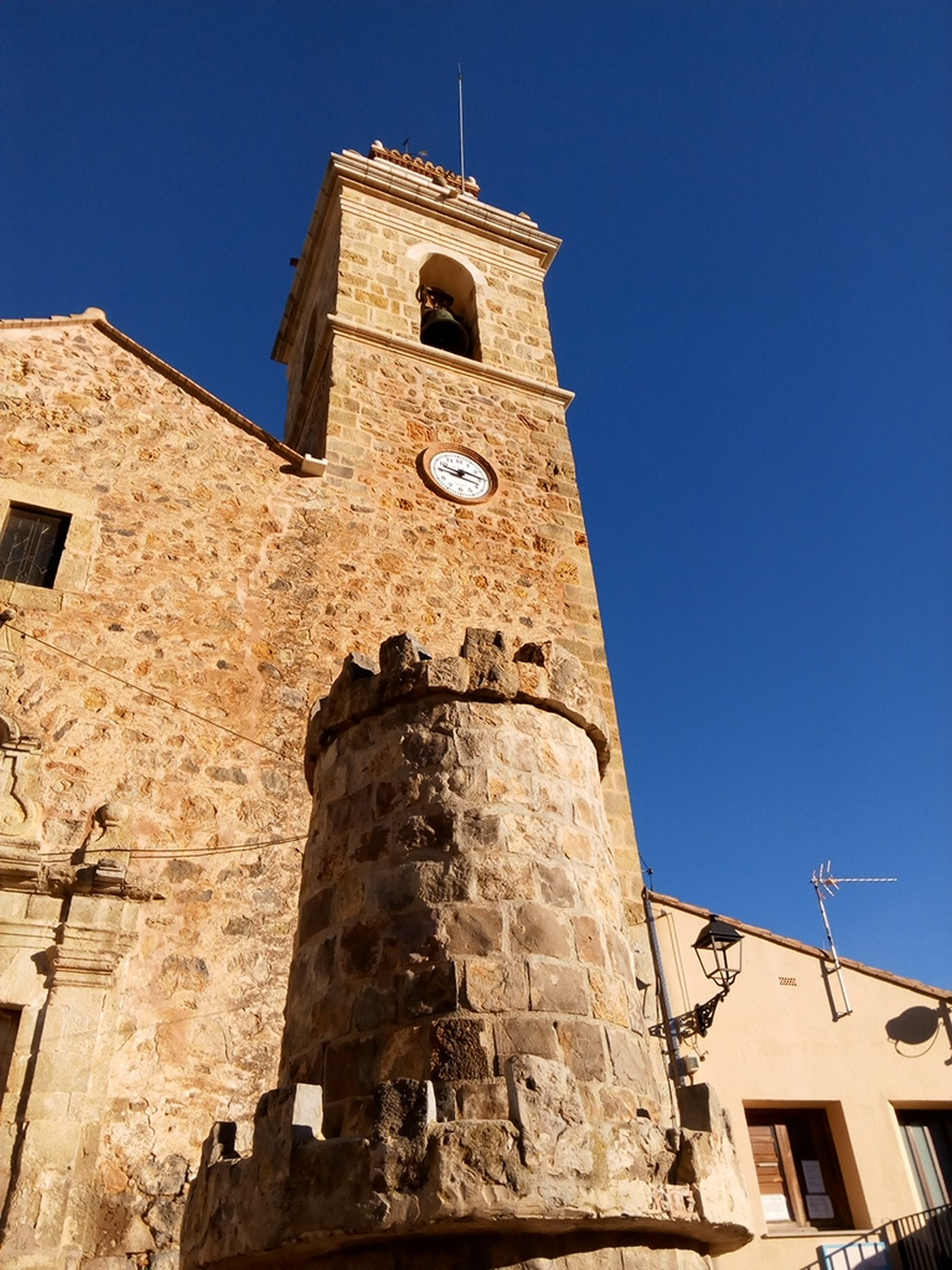 Iglesia y Castillo