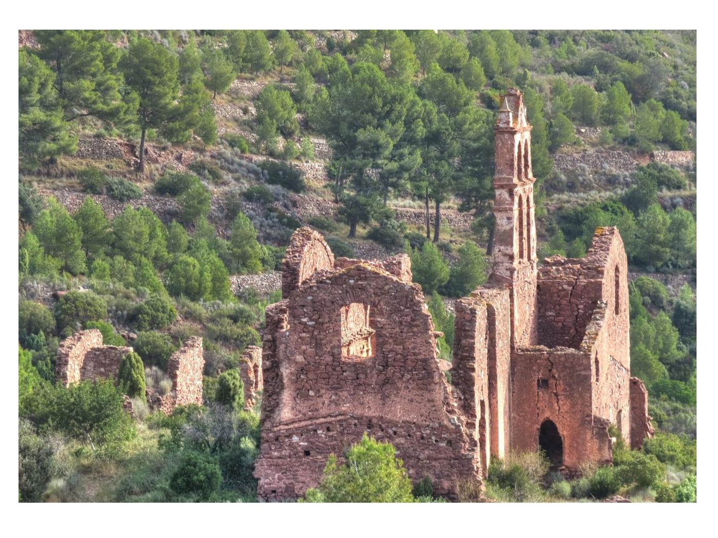 monasterio ruinas