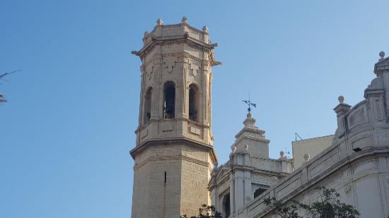 Torre campanario Burriana