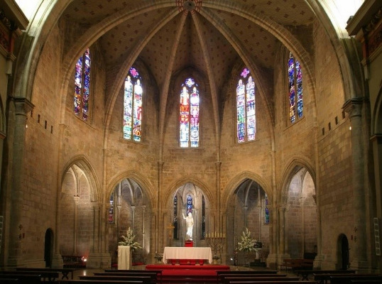 Basílica el Salvador Burriana