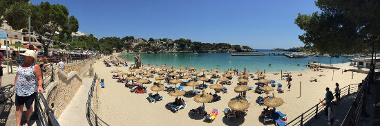 Cala Palma Mallorca