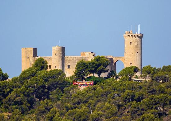 Castillo Bellver Mallorca