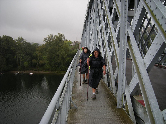 Puente Internacional Camino de Santiago
