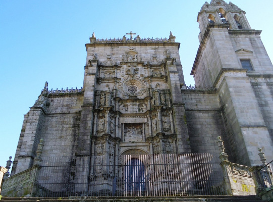 Basílica Santa María la Mayor Pontevedra