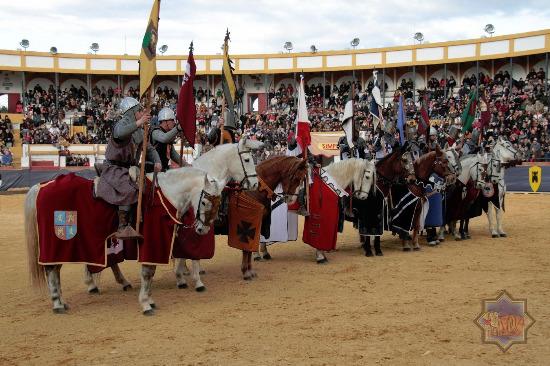 Torneo medieval Teruel