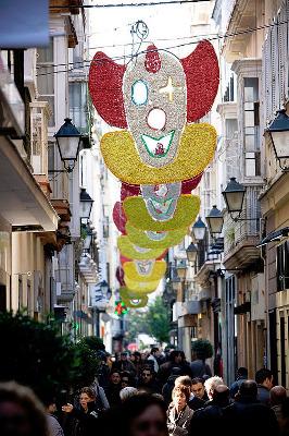 Calle Cadiz Carnaval